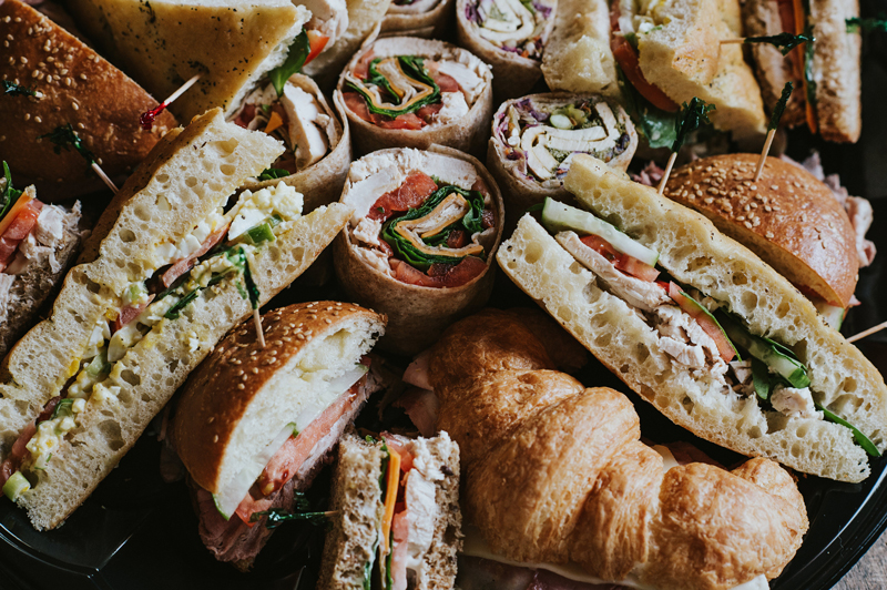 Catering Rocket's-Sandwich-Tray