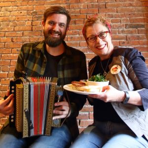 Fish Cakes & Accordions - A Newfoundland Cultural Experience!