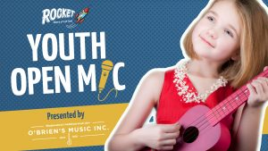 Youth Open Mic @ Orbit Room