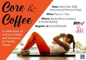 Core & Coffee 2020 @ The Rocket Room